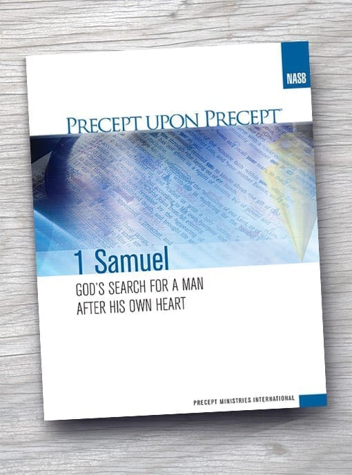 1 Samuel - God's Search for a Man After His Own Heart