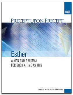 Esther - A Man and a Woman for such a Time as This