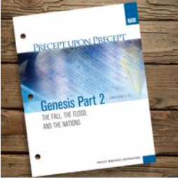 Genesis Part 2 (chapters 3-11) The Fall, The Flood, and the Nations