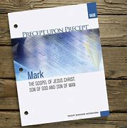 Mark - The Gospel of Jesus Christ, Son of God and Son of Man