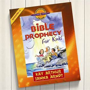 Revelation - Bible Prophecy for Kids (Chapters 1 - 7)
